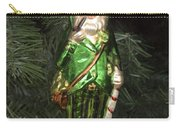 Leprechaun Christmas Ornament Carry-all Pouch