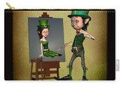 Leprechaun Painter Carry-all Pouch