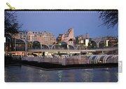 Les Halles In Paris Carry-all Pouch