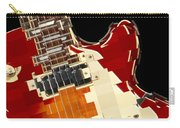 Classic Guitar Abstract Carry-all Pouch