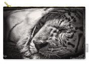 Let Sleeping Tiger Lie Carry-all Pouch