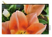Lets All Dance For The Tulips Are Out Carry-all Pouch