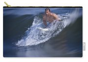 Let's Go Surfing Carry-all Pouch
