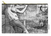 Letter Press Printer, 1807 Carry-all Pouch