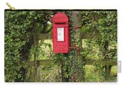 Letterbox In A Hedge Carry-all Pouch