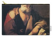 Leucippus, Ancient Greek Philosopher Carry-all Pouch by Science Source