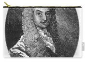 Lewis Morris (1671-1746) Carry-all Pouch by Granger