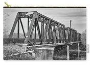 Lewiston-auburn Railroad Bridge Carry-all Pouch