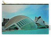 L'hemisferic - Valencia Carry-all Pouch by Juergen Weiss