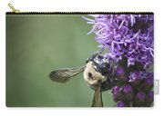 Liatris And Bee Squared 2 Carry-all Pouch