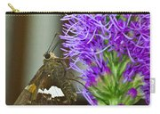 Liatris And Skipper Carry-all Pouch