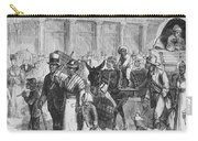 Liberated Slaves, 1861 Carry-all Pouch