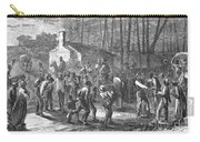 Liberating Slaves, 1864 Carry-all Pouch