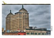 Liberty Building And Hotel Lafayette Carry-all Pouch