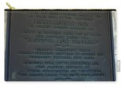 Liberty Engine Company Carry-all Pouch
