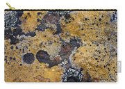 Lichen Pattern Series - 10 Carry-all Pouch