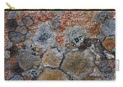 Lichen Pattern Series - 6 Carry-all Pouch