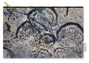 Lichen Pattern Series - 61 Carry-all Pouch