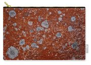 Lichen Pattern Series - 9 Carry-all Pouch