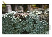 Lichens Lace Carry-all Pouch