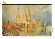 Lichfield Carry-all Pouch by Joseph Mallord William Turner
