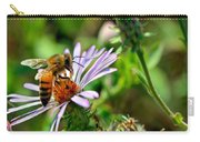 Lick Of A Bee Carry-all Pouch