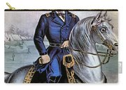 Lieutenant General Ulysses S Grant Carry-all Pouch