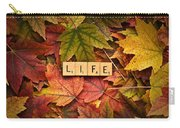 Life-autumn Carry-all Pouch