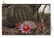 Life In The Desert Carry-all Pouch