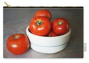 Life Is Not A Bowl Of Cherries - Life Is A Bowl Of Tomatoes Carry-all Pouch