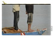 Life On Lake Tonle Sap 4 Carry-all Pouch