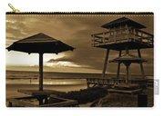 World War II Coastal Watchtower Carry-all Pouch