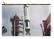 Lift-off Of Gemini-titan 11, Cape Carry-all Pouch