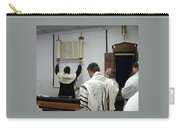 Lift Up The Torah Carry-all Pouch