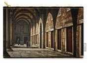 Light And Shadow Carry-all Pouch by Joan Carroll