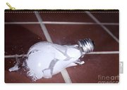 Light Bulb Smashing Carry-all Pouch