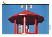 Light House On Coney Island Carry-all Pouch