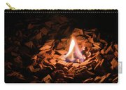Light Of Fire Creates Coziness ... Carry-all Pouch
