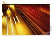 Light Trails Carry-all Pouch by Carlos Caetano