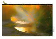Light Up The Creek Carry-all Pouch