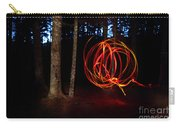 Light Writing In Woods Carry-all Pouch