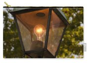 Lighted Street Lamppost Carry-all Pouch