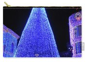 Lighted Xmas Tree Walt Disney World Carry-all Pouch