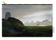 Lighthouse And Horse Carry-all Pouch