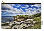 Lighthouse At Watson Bay Carry-all Pouch