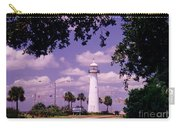 Lighthouse In Biloxi Mississippi Carry-all Pouch