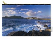 Lighthouse In The Distance, Fort Point Carry-all Pouch