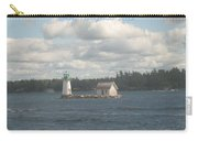 Lighthouse Island Carry-all Pouch