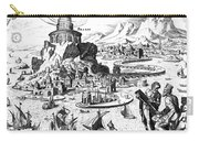 Lighthouse Of Alexandria Carry-all Pouch