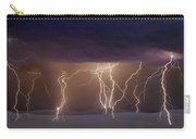 Lightning Dance Carry-all Pouch